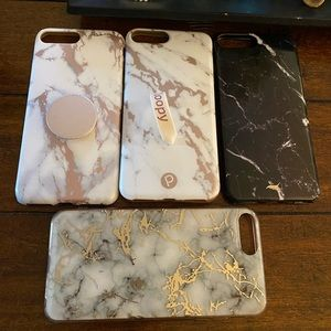 iPhone 7 and 8 plus covers ♥️